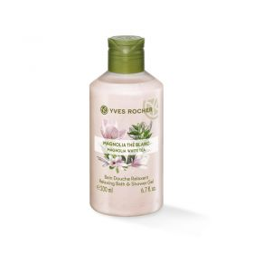 Gel tắm MAGNOLIA WHITE TEA BATH AND SHOWER GEL 200ML