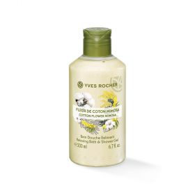 Gel tắm COTTON FLOWER MIMOSA BATH AND SHOWER GEL 200ML