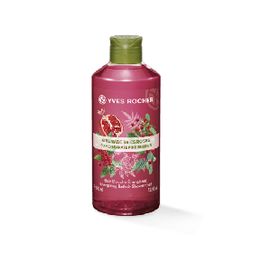 Gel tắm POMEGRANATE PINK BERRIES ENERGIZING BATH AND SHOWER GEL 400ML