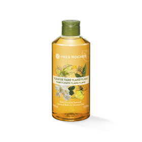 Gel tắm TIARE FLOWER YLANG YLANG SENSUAL BATH AND SHOWER GEL 400ML