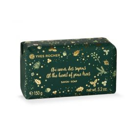 Xà phòng AT THE HEART OF PINE TREES PERFUMED SOAP 150G