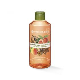 Gel tắm PEACH STAR ANISE BATH & SHOWER GEL 400ML