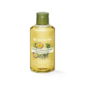 Gel tắm PASSION FRUIT GINGER BATH AND SHOWER GEL 200ML